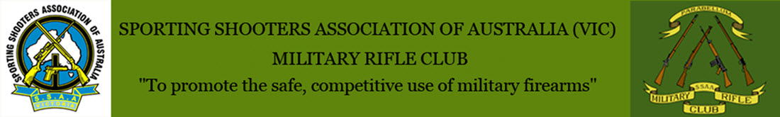 Victorian Military Rifle Club Logo